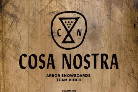COSA NOSTRA JAPAN PREMIERE ~ARBOR SNOWBOARDS TEAM VIDEO~