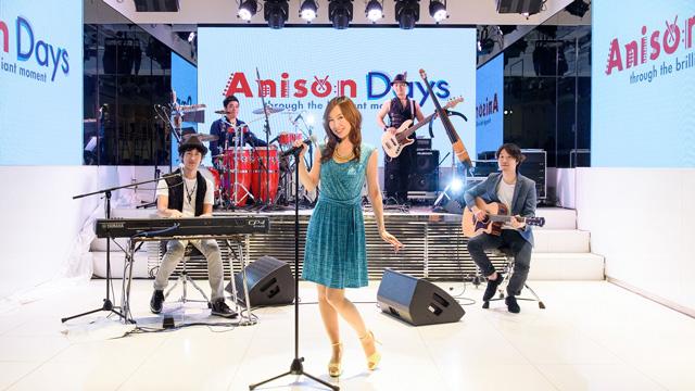 BS11 Anison Days(アニソンデイズ)収録スタジオ