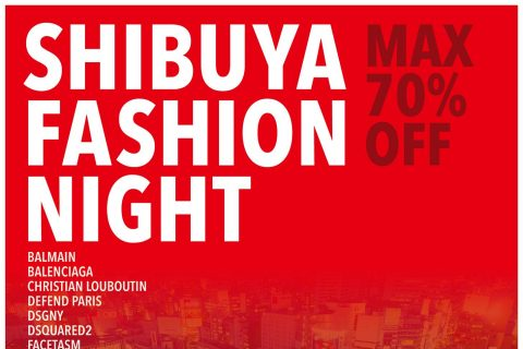 SHIBUYA FASHION NIGHT